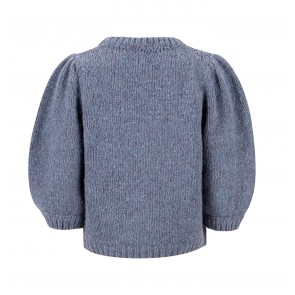 Sweater Labour Of Love Blue