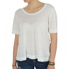 Top Flaxcity White