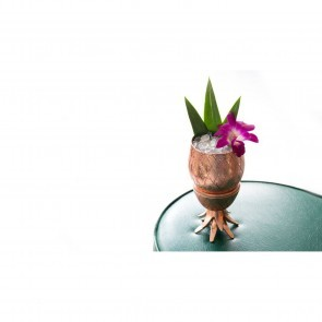 Pineapple Cocktail Tumbler Copper