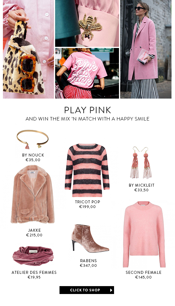 3. Play Pink