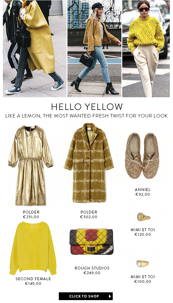 5. Hello Yellow
