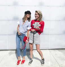AS SEEN: The Looks That Blew Away Val + Rose