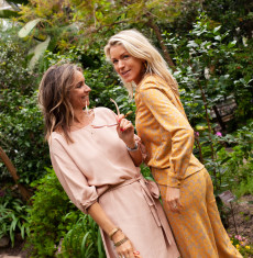Get set for a stylish weekend with Val & Rose